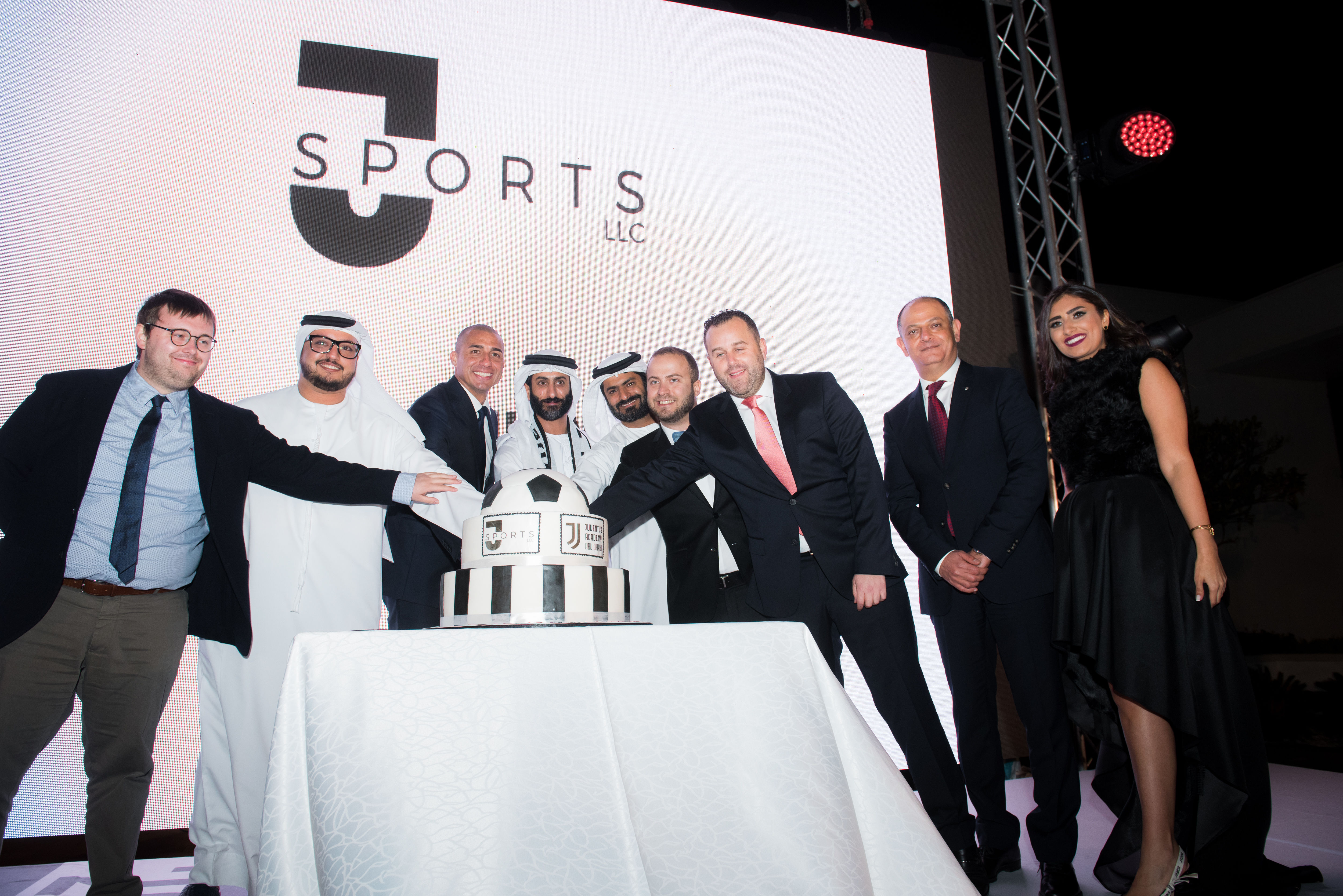 Al Masaood Group launches Juventus Football Academy in Abu Dhabi