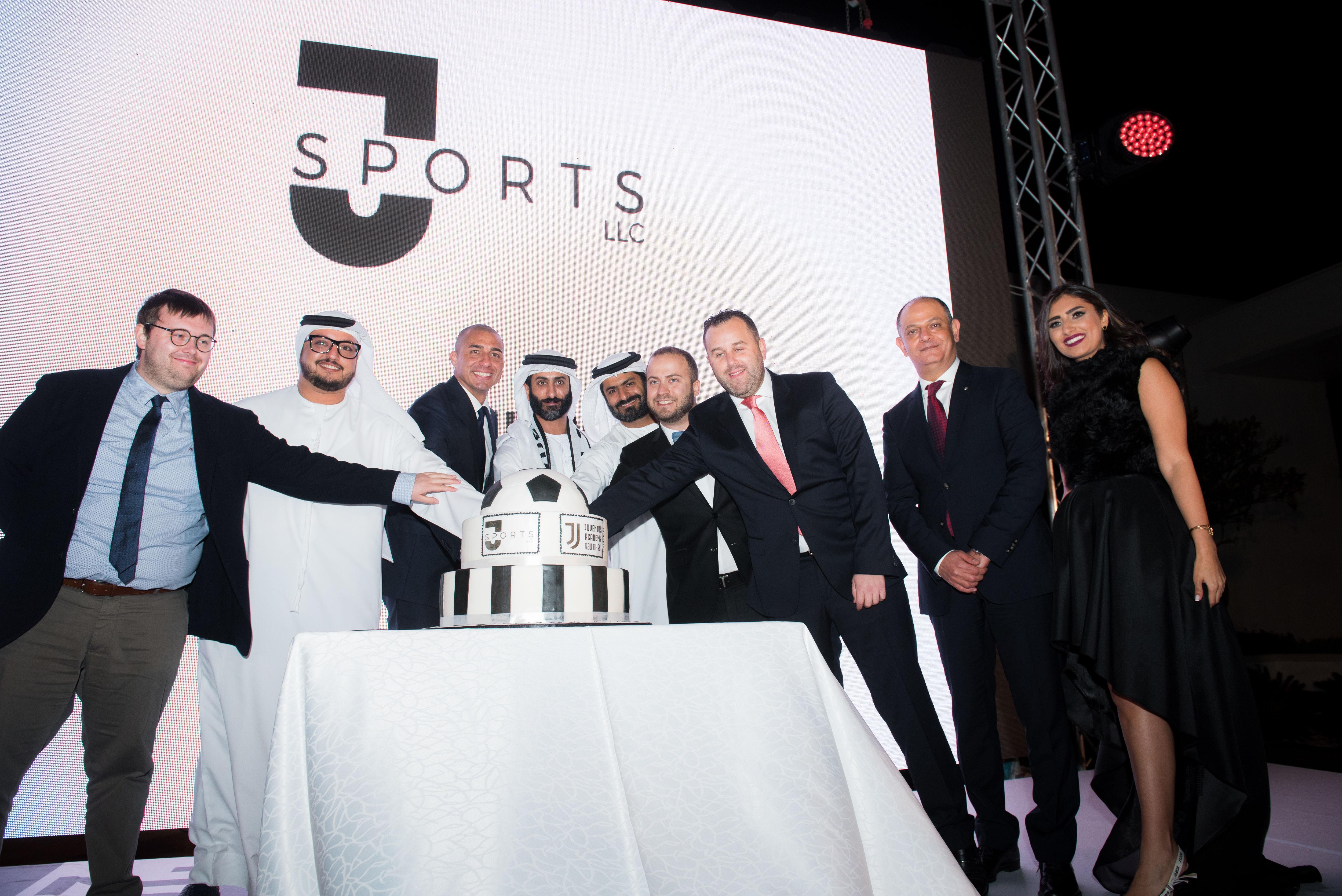 Al Masaood Group launches Juventus Football Academy in Abu Dhabi