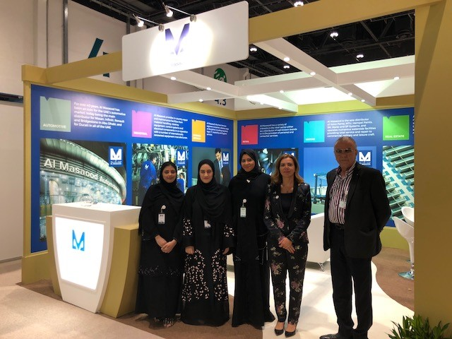 Al Masaood Advocates Support for Emiratis at National Service Career Fair 2018