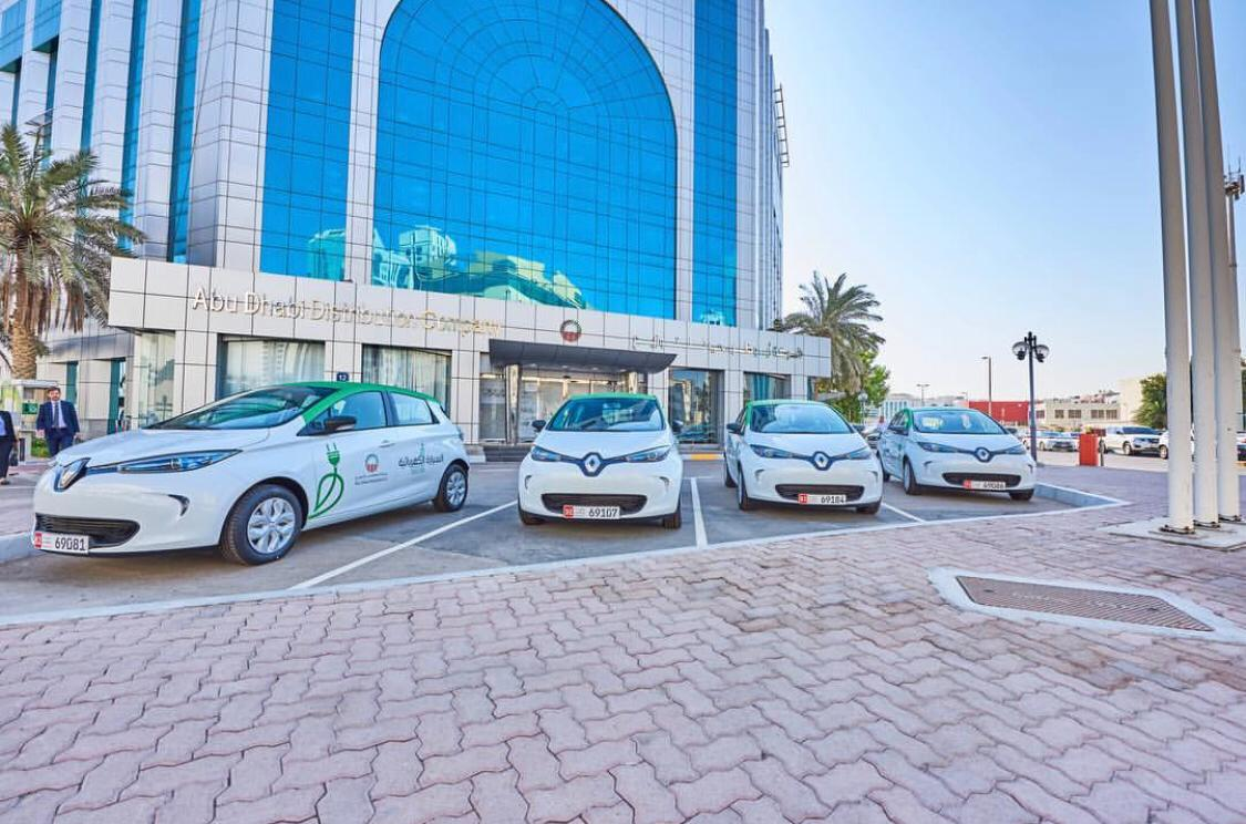 Al Masaood Automobiles Collaborates With Abu Dhabi