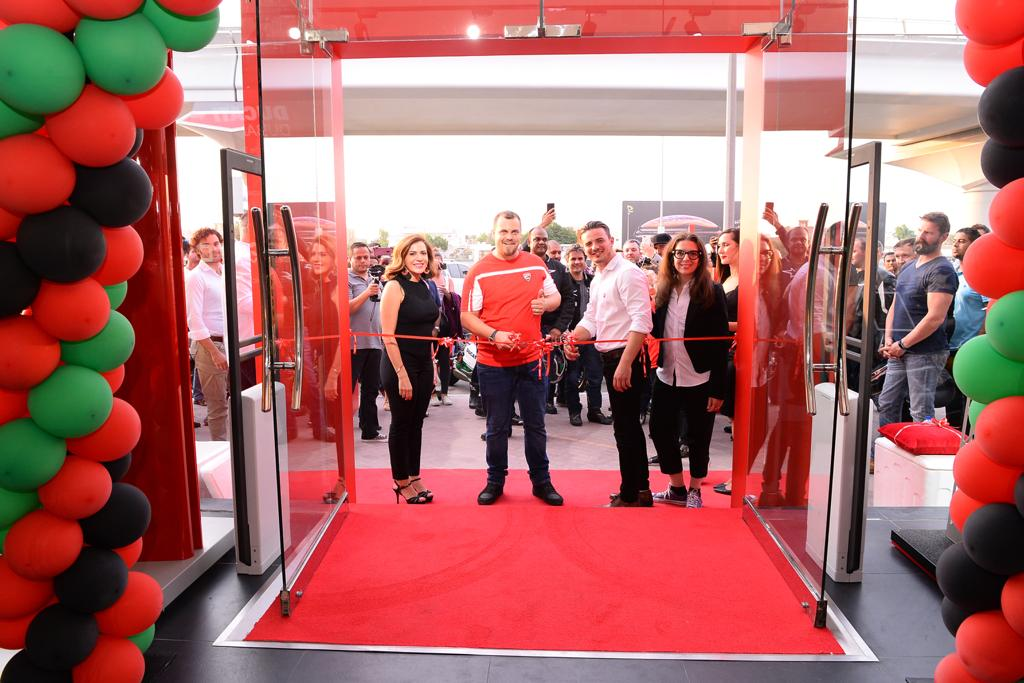 Ducati UAE relocates to bigger state-of-the-art showroom