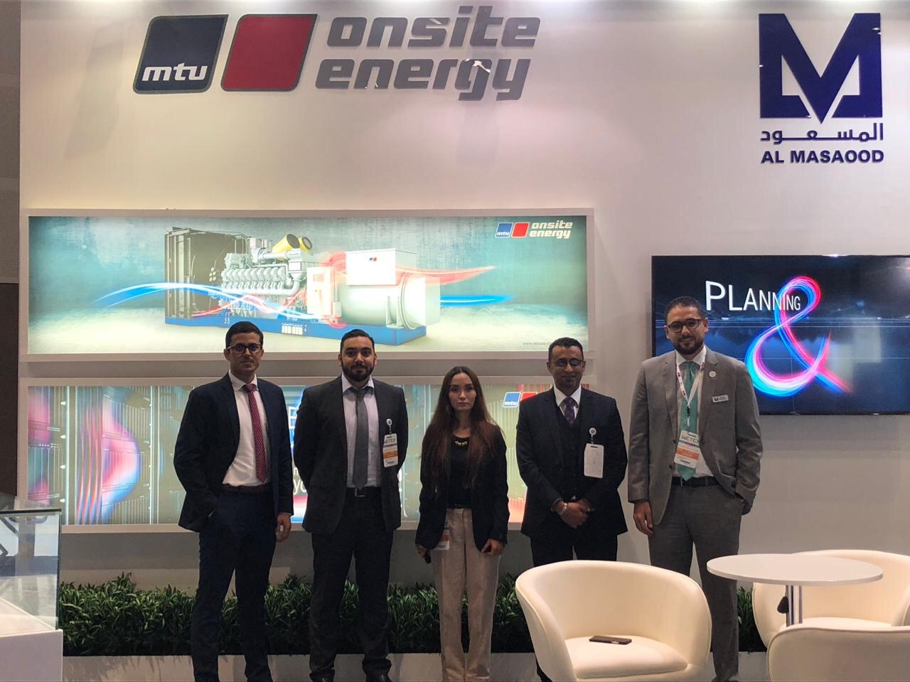 Al Masaood showcases 'plug and play' power generation solutions at 20th edition of WETEX