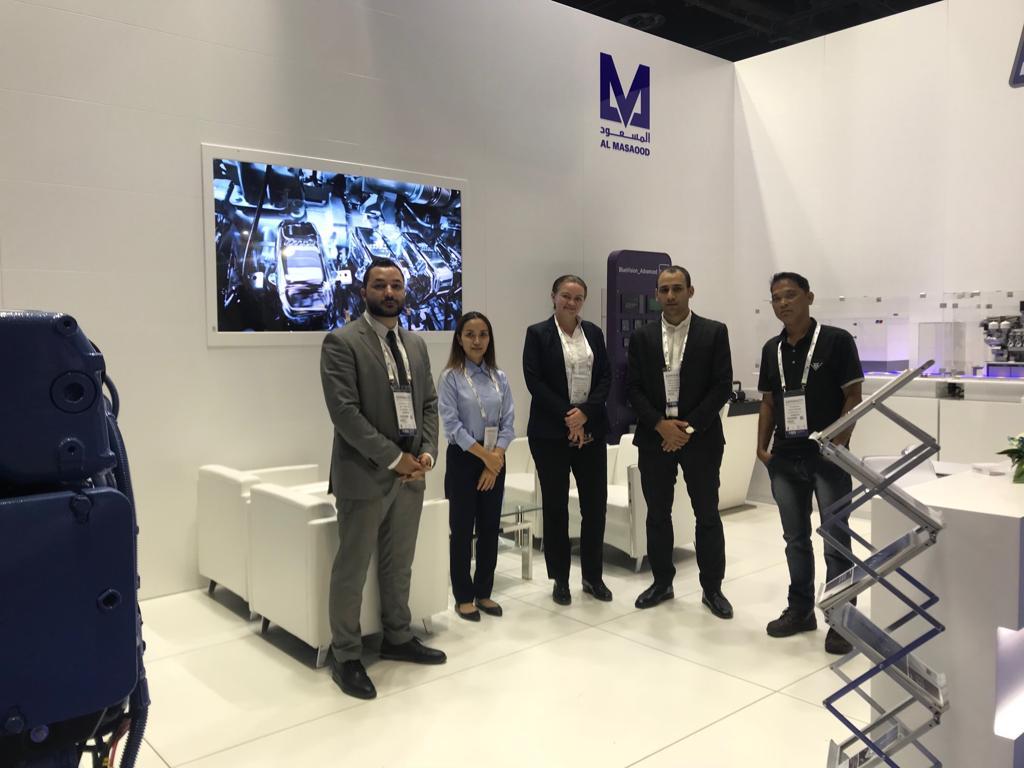 Al Masaood to showcase leading marine power systems