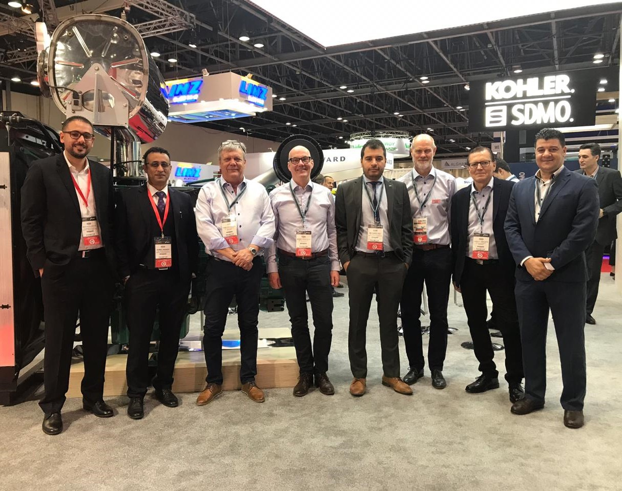 Al Masaood continues long-term association with Middle East Electricity at 2019 edition