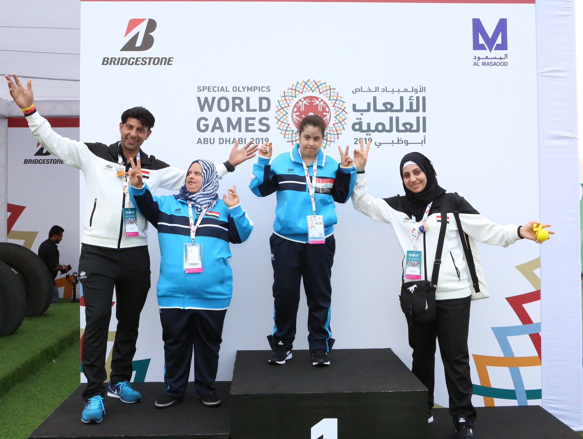 Bridgestone to host 'The Bridgestone Tyre Challenge' at Special Olympics World Games 2019
