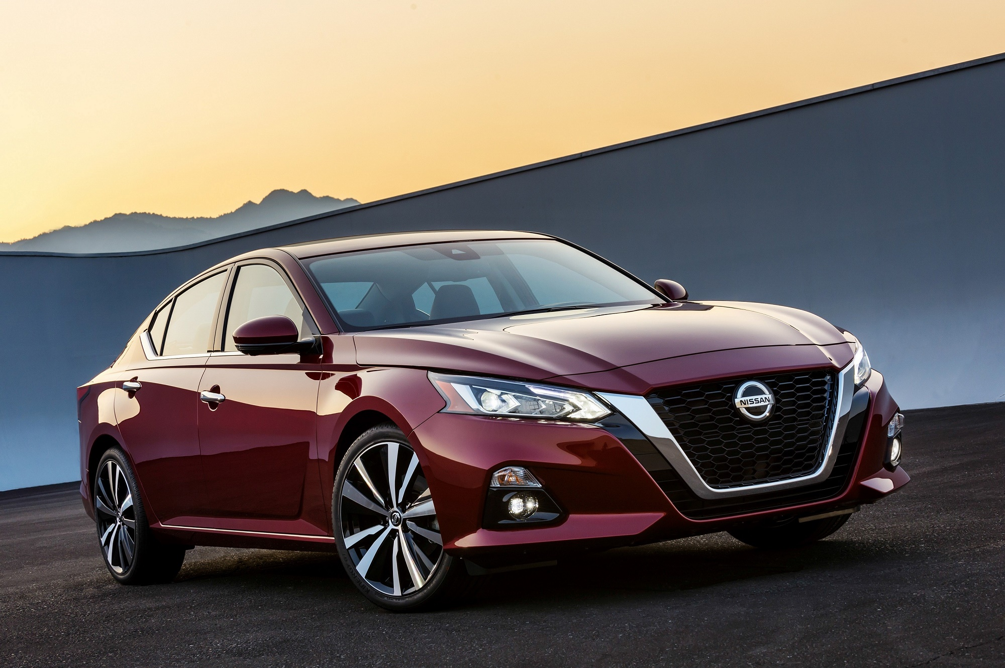 Al Masaood Automobiles unveils All-New 2019 Nissan Altima in Abu Dhabi and Al Ain
