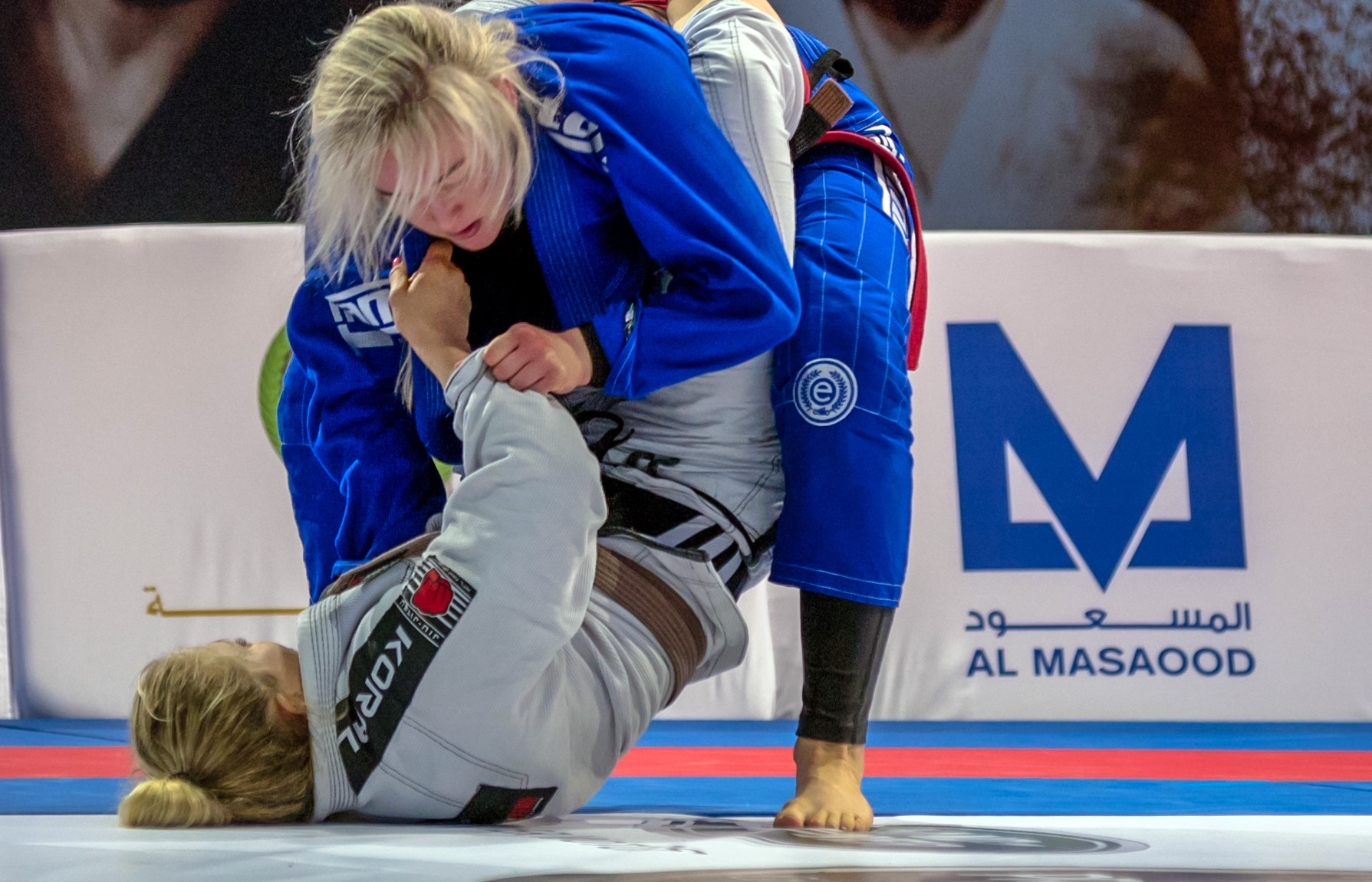 Al Masaood named gold partner of Abu Dhabi World Professional Jiu-Jitsu Championship 2019