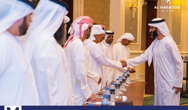 Al Masaood Tailoring signs employment agreement with Zayed Higher Organization