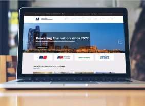 Al Masaood Power Division launches a new website