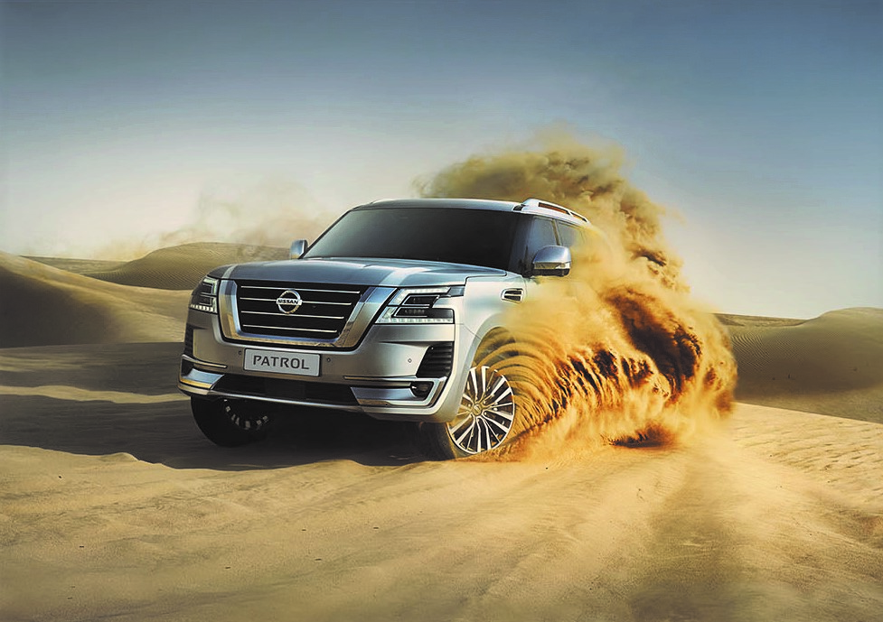 The highly anticipated and legendary Patrol arrives at Al Masaood Automobiles
