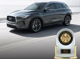 INFINITI TOP RANKING IN J.D.POWER SURVEY-2018