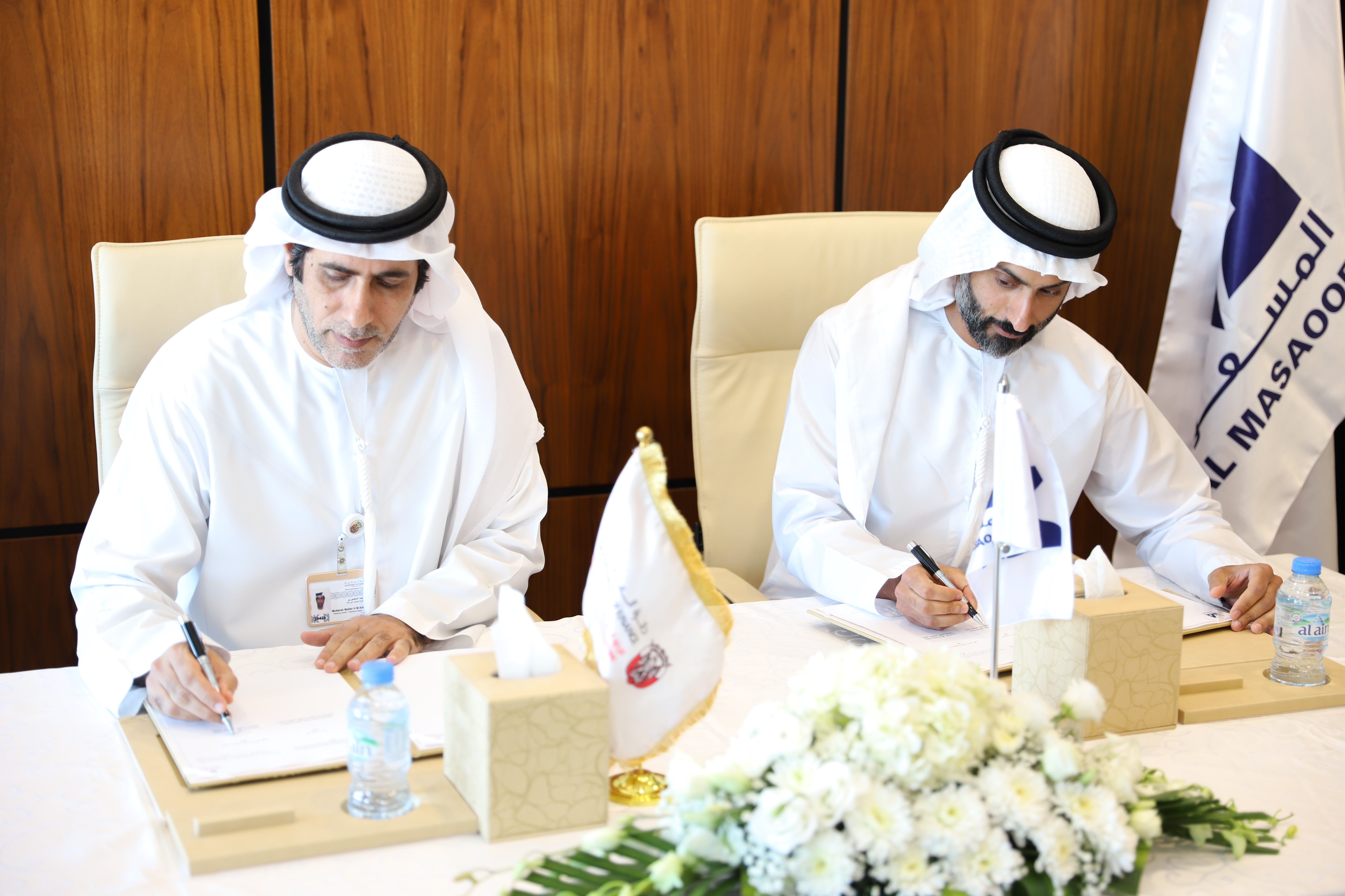 Al Masaood Group signs MoU with Abu Dhabi Customs to facilitate more efficient car export and import activities