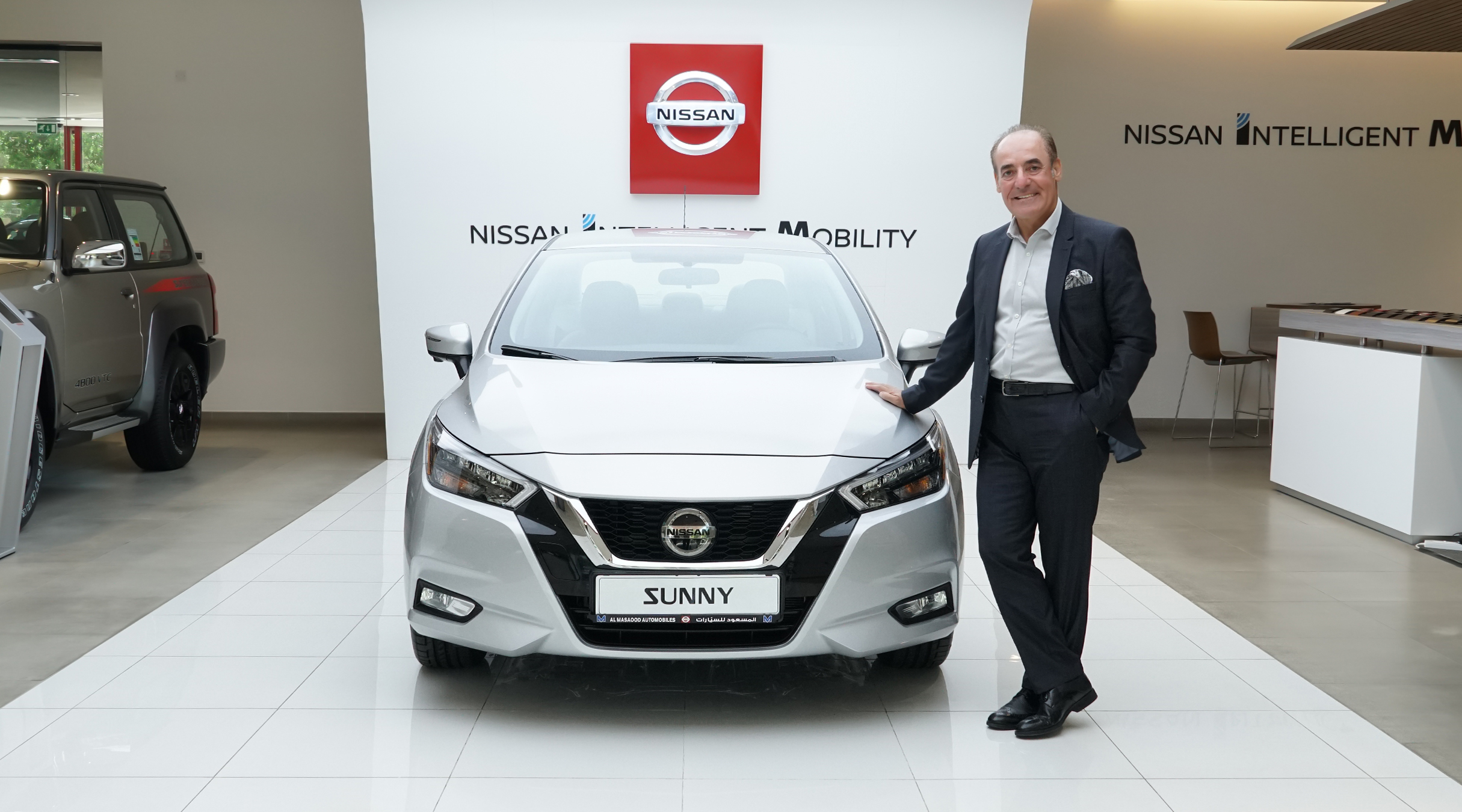 Al Masaood Automobiles Launches The All-New Nissan Sunny 2020