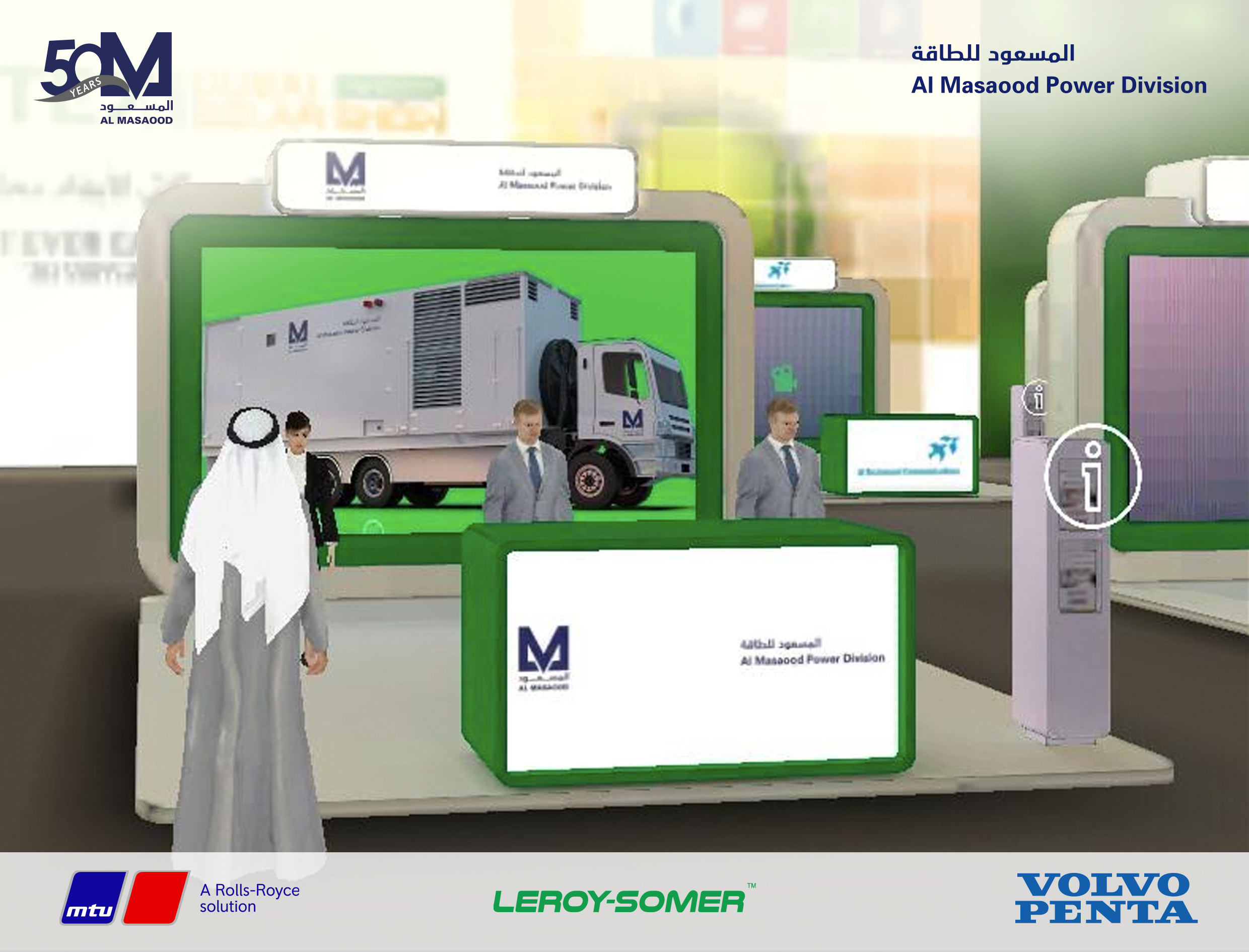 Al Masaood Power Introduces Smart Microgrid Solutions during First Ever Virtual Edition of WETEX
