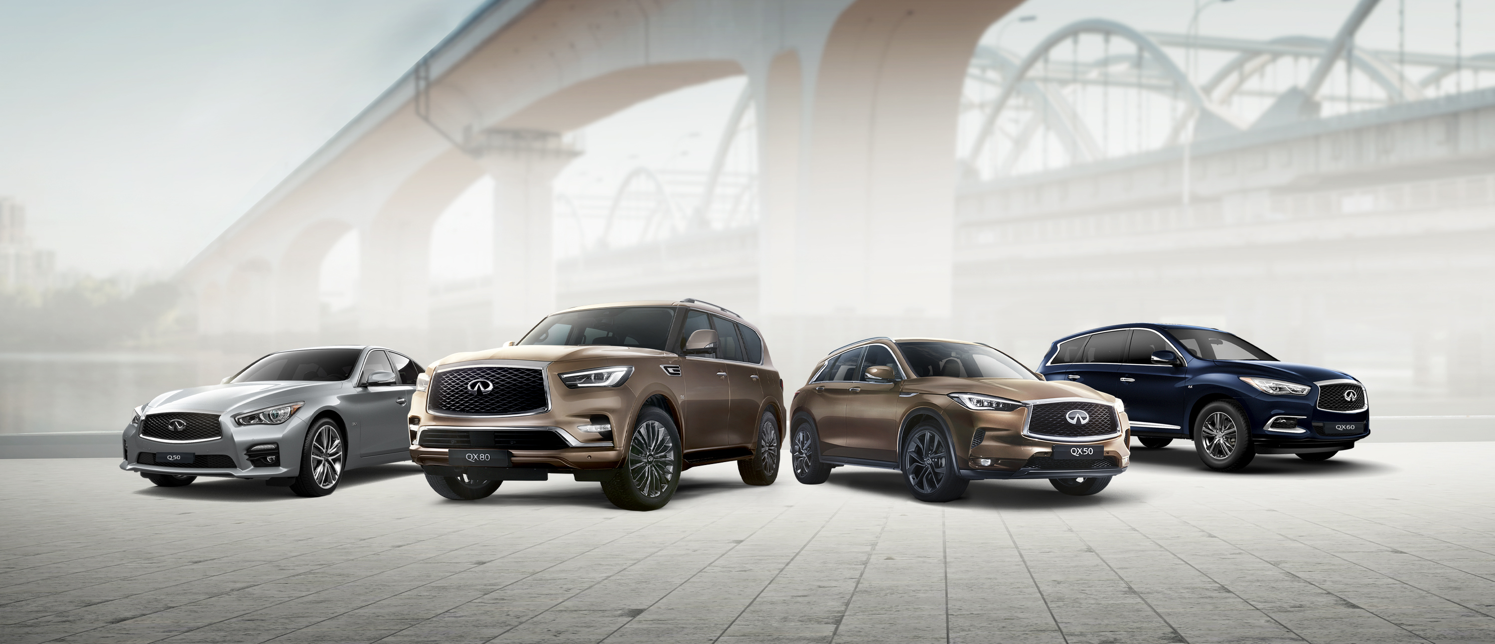 Al Masaood Automobiles Unveils Ultimate Year-End Package for New INFINITI Vehicles